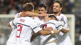 Sassuolo-Milan 1-4: i rossoneri si rialzano trascinati da Suso