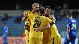 Serie C: vola la Juve Stabia. Maldini junior decisivo