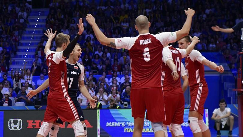 Mondiali Volley Maschile 2020 Calendario.Volley Mondiali 2018 La Polonia E Sul Tetto Del Mondo