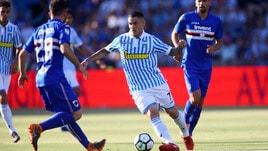 Calciomercato Spal, Viviani in prestito al Frosinone