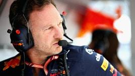 F1 Red Bull, Horner: «Verstappen impressionante»