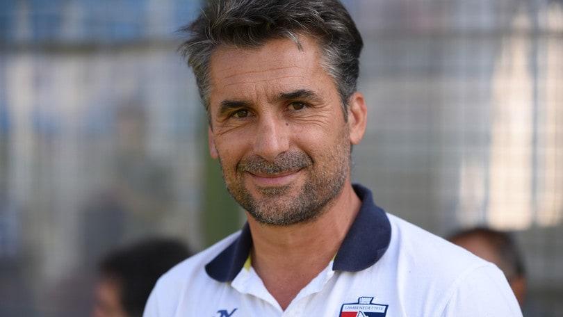 Serie C Sambenedettese, via Magi. Giorgio Roselli nuovo tecnico