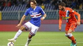 Serie A Sampdoria, Barreto ko: lesione al flessore