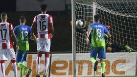 Serie C Feralpisalò-Vicenza 0-3: Giacomelli e doppietta di Arma