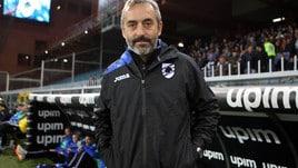 Serie A, Giampaolo: «Con l'Atalanta servirà la miglior Sampdoria»