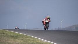 Sbk Ducati, Davies: «Sono stati mesi molto lunghi»