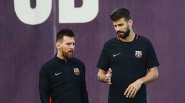 «Barcellona, divorzio totale tra Messi e Piqué»