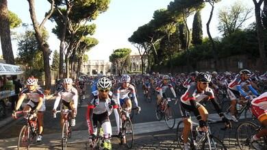 Granfondo Campagnolo Roma in sicurezza