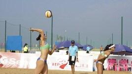 Beach Volley: Menegatti-Orsi Toth agli ottavi di Qinzhou