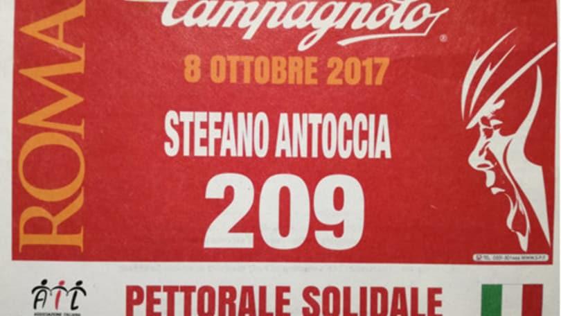 Granfondo Campagnolo Roma e AIL insieme anche quest'anno