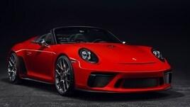 911 Speedster, il