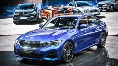Nuova BMW Serie 3, la berlina della maturità