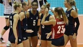Volley: Mondiali Femminili, completata la 3a giornata: risultati e classifiche