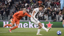 Champions League Juventus-Young Boys 3-0, il tabellino