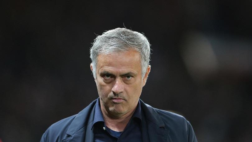 Man Utd, Mourinho:
