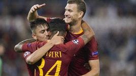 Champions, Gruppo G: Roma da primato per i bookmaker
