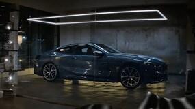 Mondial dell'auto di Parigi, BMW serie 8