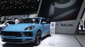 Mondial dell'auto di Parigi,  Porsche Macan