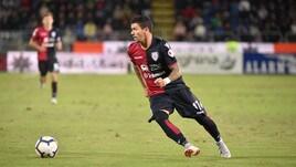 Serie A Cagliari, riposo precauzionale per Farias