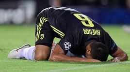 Juventus, nuovo stop per Khedira. Anche Rugani va ko
