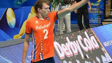 Volley: Superlega, Modena ingaggia l'olandese Keemink