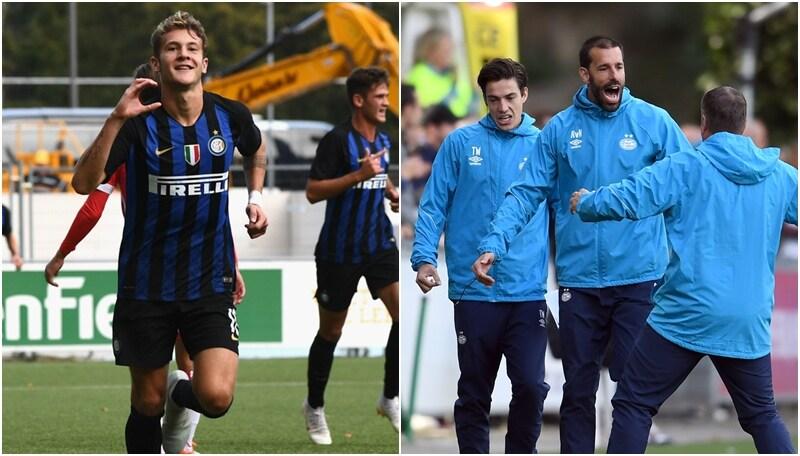 Youth League, Psv-Inter 2-1: nerazzurri beffati nel finale