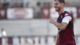 Serie A Torino, lavoro personalizzato per Ansaldi