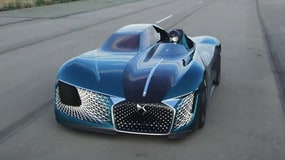 Mondial dell'auto di Parigi, DS X E-Tense