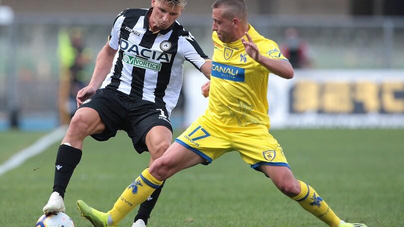 Serie A Chievo, Giaccherini, Tomovic e Djordjevic a parte