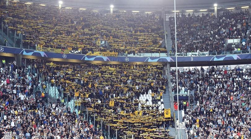 Juventus-Young Boys, arrestati due tifosi svizzeri