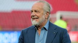 Napoli, De Laurentiis: «Il mio Carletto resta sei anni»