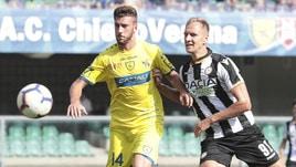 Serie A Chievo, Bani: «Dobbiamo cominciare a vincere»