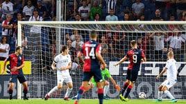 Serie A Genoa, Sandro: «E' stato importante rientrare»