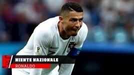 Cristiano Ronaldo salterà Italia-Portogallo