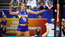 Volley: Mondiali Femminili, super-Italia, la Cina è domata