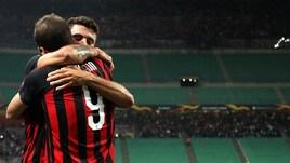 Europa League: il Milan va, la Lazio sale in quota