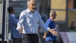 Serie B Cosenza, Braglia: «L'anno scorso non conta più, pensiamo al presente»