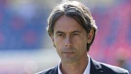 Serie A Bologna, Inzaghi: «Serve continuità. Con il Cagliari gara tosta»