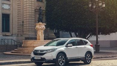 Honda CR-V Ibrido: «La svolta giusta»