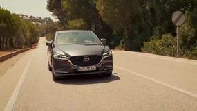 Nuova Mazda 6 berlina