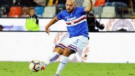 Serie A Sampdoria, Saponara in gruppo. Assente Regini