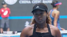 WTA, la Osaka vince in rimonta
