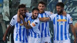 Serie B,il Pescara si prende la vetta. Vincono Foggia e Perugia, pari Cosenza