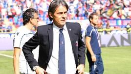 Serie A Bologna, Inzaghi: «Deluso dall'atteggiamento»