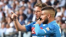 Serie A, Napoli-Sassuolo: quote azzurre, l'«1» è a 1,35