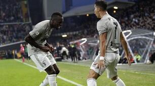Udinese-Juventus, il film della partita