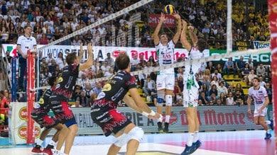 Volley: Supercoppa Italiana, Trento è la prima finalista