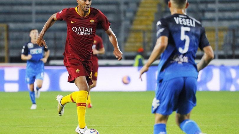 Serie A Empoli-Roma 0-2, il tabellino