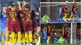 Serie A, Empoli-Roma 0-2: a segno Nzonzi e Dzeko