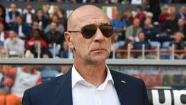 Serie A Genoa, Ballardini: «La serenità va guadagnata giorno per giorno»